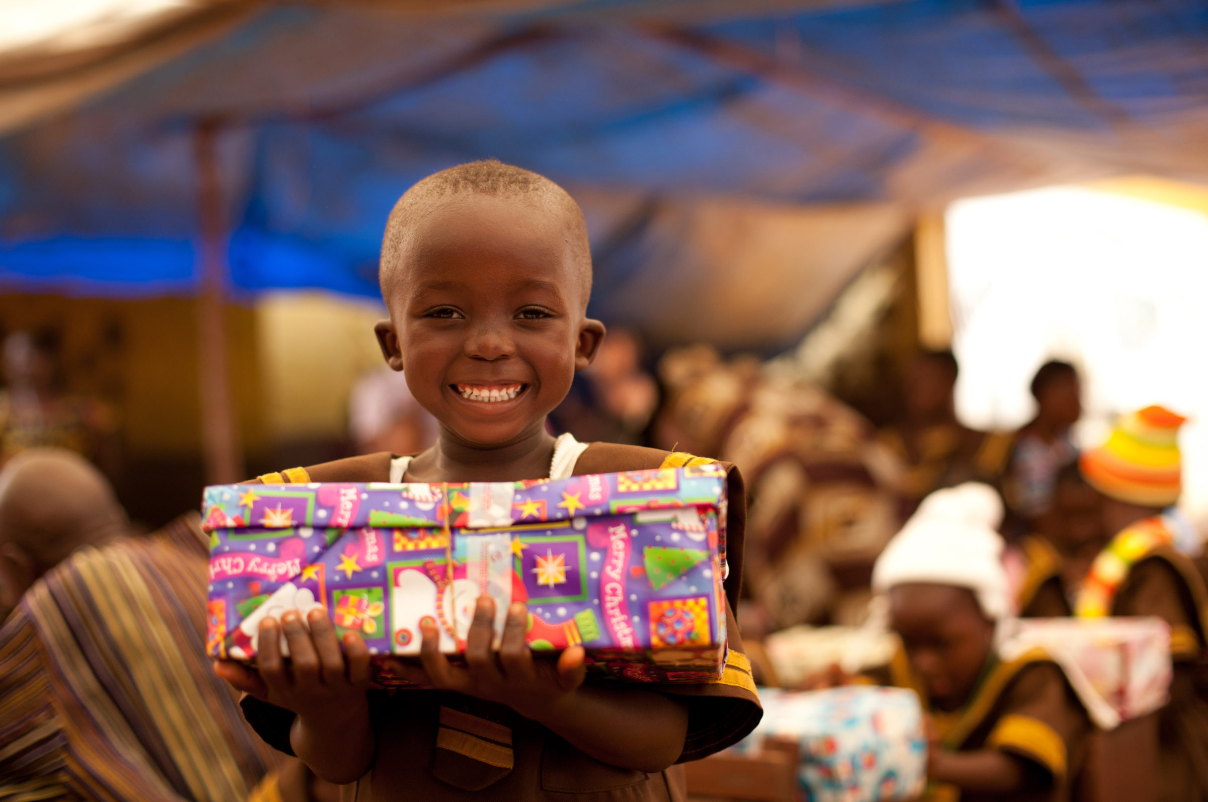 Christmas Child.Operation Christmas Child First North